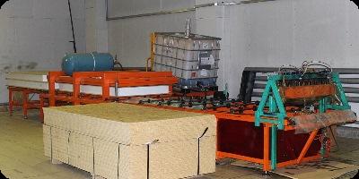 Производство СИП-панелей в Белой Церкве